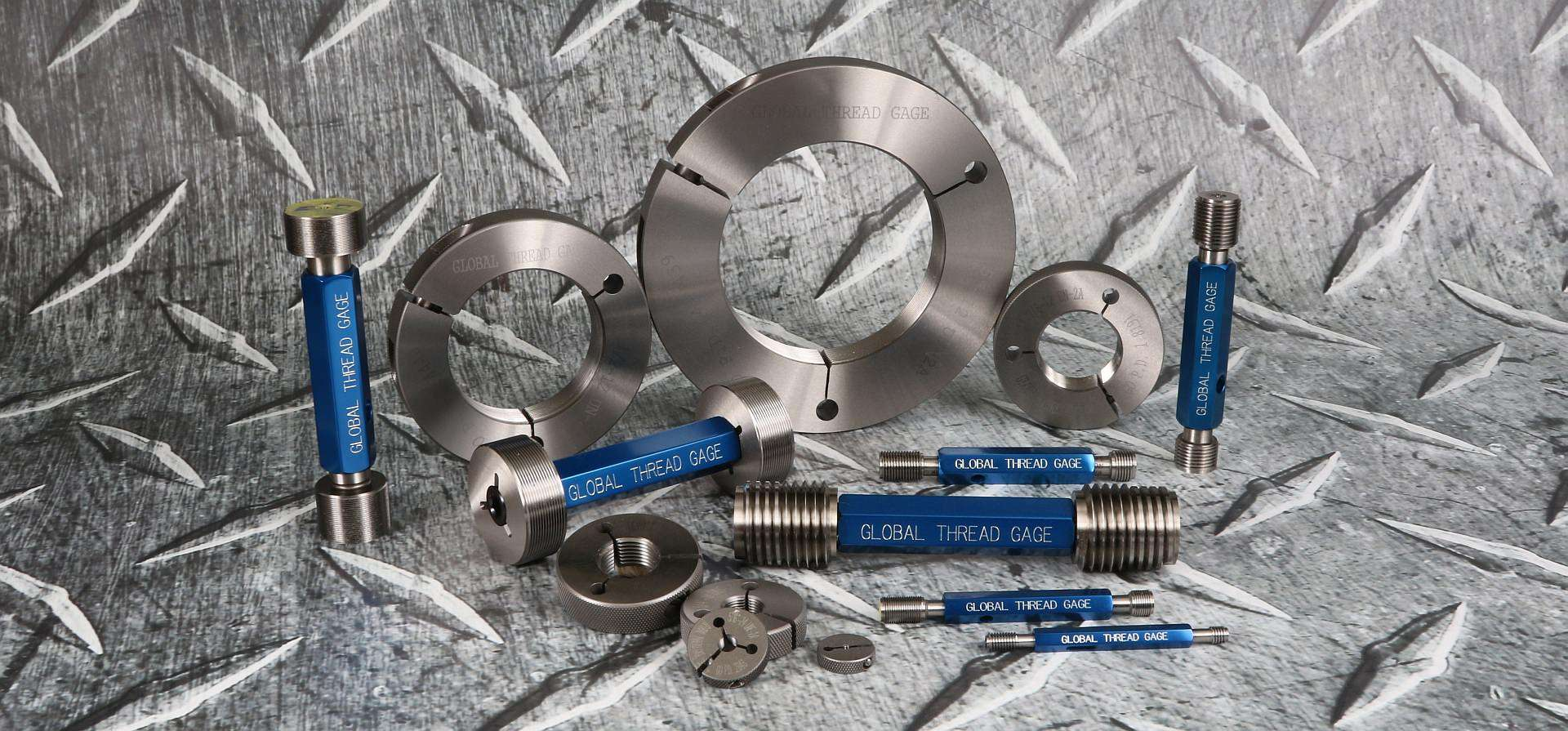 Adjustable Ring Gages and Set Plug Gages